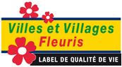 Colombier-le-Jeune - village fleuri