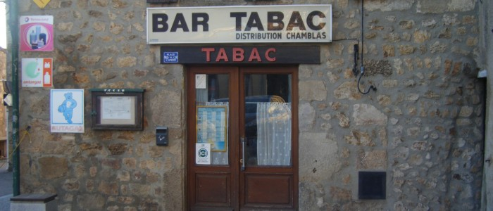 Bar Tabac Daru Colombier-le-jeune