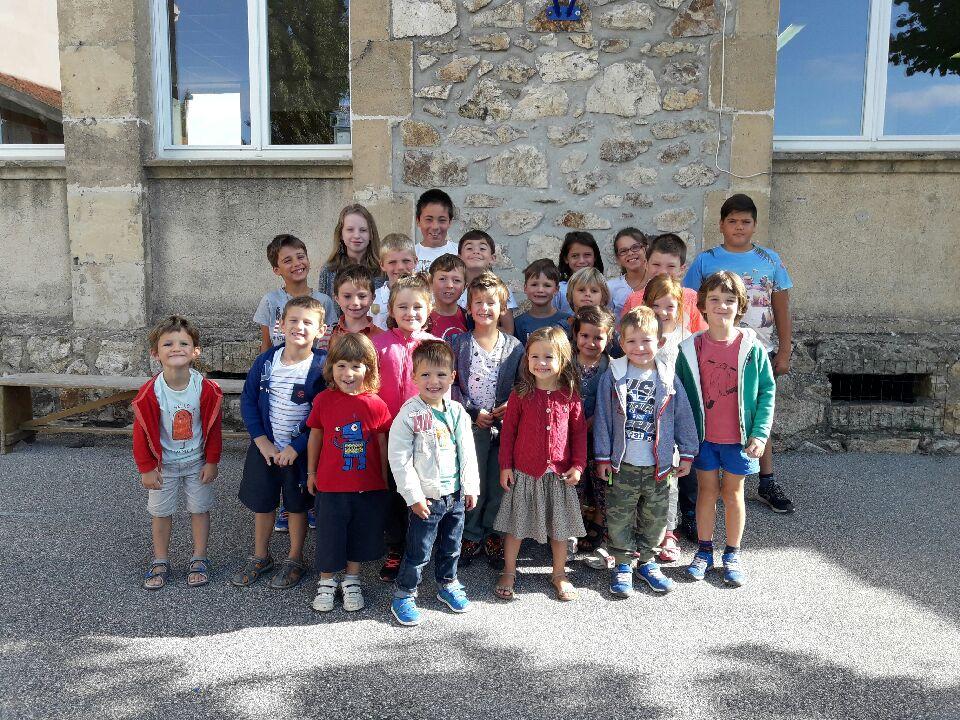 Rentrée 2017 à l'école publique